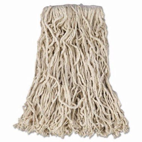 Cut End Cotton Mop Heads 16 Oz 1 Quot White Band