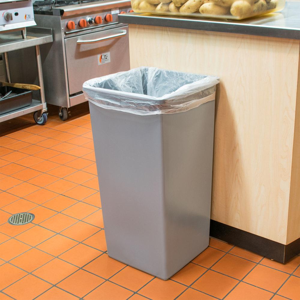 32 Gallon Kolor Can Signature Trash Receptacles