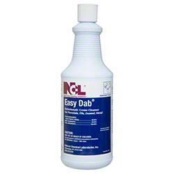 Ncl 174 Easy Dab Bacteriostatic Cr 232 Me Cleanser Qt