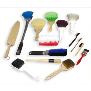 Brushes, Pads and Squeegees