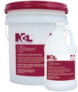 Ncl 174 Invincible Low Odor Floor Finish 5 Gallon