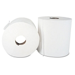 SELECT, Center-Pull Towels, White, 410077, 600', 6 Rolls