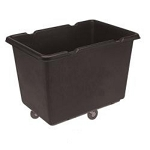 Continental 5916BK Recycling Truck w/ 16-cu ft Capacity, Black