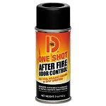 Big D Fire D One Shot Aerosol After-Fire Odor Control