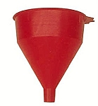 Tolco Funnel 64 oz. Red W/Screen