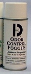 Big D (342) Odor Control Fogger, 5 oz Aerosol Can, Cinnamon Fragrance (Pack of 12)