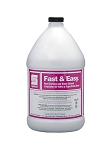 Spartan Fast & Easy Hard Surface & Glass Cleaner - Gallon