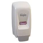 GOJO Soap Dispenser, 800mL, Ceramic White