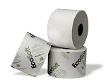 WausauPaper® EcoSoft® OptiCore® Controlled Bath Tissue, 61990, 36 Rolls per Case