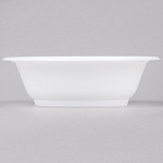 White High Impact Plastic Bowl, 12 Oz., 1000/Case