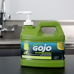 GOJO® ECOPREFERRED Pumice Hand Cleaner - 1/2 Gallon