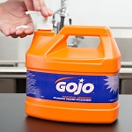 GOJO® Natural Orange™ Pumice Hand Cleaner - Gallon