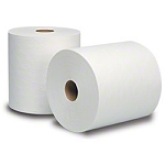 WausauPaper® Artisan™ Controlled Roll Towel, White, 30620, 8