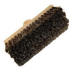 BLACK & WHITE MULTI SURFACE VEHICLE BRUSH