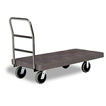 Continental Standard Duty Two-Handle Platform Truck - 30x60 (CON5880)