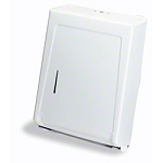 Continental Combo Towel Cabinet Metal - White