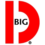 BIG D Water Soluble Deodorant - Qt. Cinnamon