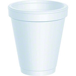 Dart® Small Drink Cup - 6 oz. - 1000/case (DCC6J6)
