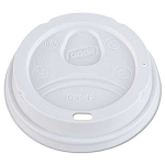 Lid Cup Dome for 12/16oz Hot Cups 1000/cs (DIXD9542)