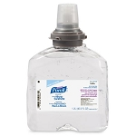 Gojo Purell Advanced TFX Gel Instant Hand Sanitizer Refill 1200mL (GOJ5456-04-CS) case of 4