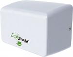 EcoStorm Hand Dryer, Eco Storm, Palmer Fixture HD940 WH, 110-120V, High Speed Hand Dryer, White Cover, HD094017