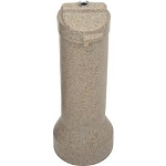 Impact® The Butler™ Outdoor Smoker's Receptacle - Beige, 4450-15