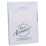 RMC Rest Assured® RA200Q-I Quarter Fold Toilet Seat Covers