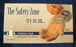 Safety Zone - GVP9 1C- Glove Vinyl Powder Free Large 100/Box