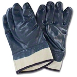 Safety Zone Fully Coated Nitrile Glove - Men's Large Only