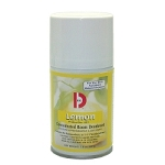 BIG D Metered Concentrated Room Deodorant - Lemon, 7 oz. (BIG451) - 12 per case