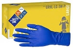 Glove Latex - GRHL 5M - 13 mil Hi-Risk PF Large 50/Box