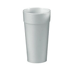 Dart Drink Foam Cups, 20 oz., 500/Carton (DCC20J16)