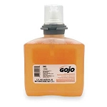 GOJO 1200 mL Fresh Fruit Antibacterial Soap Refill - 2 per case