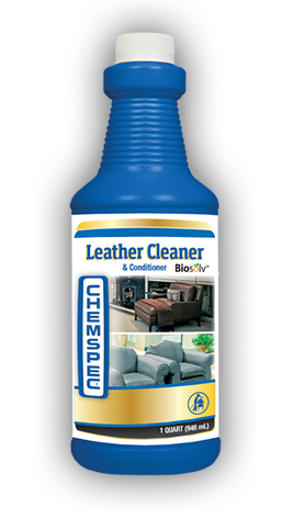 ChemSpec Leather Cleaner & Conditioner - Qt.