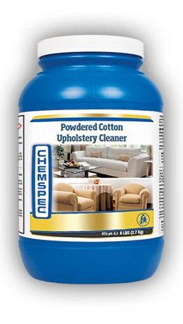ChemSpec Powdered Cotton Upholstery Cleaner - 6 lbs