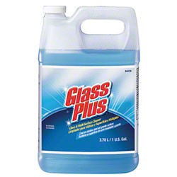 Glass Plus Glass & Multi-Surface Cleaner - Gallon