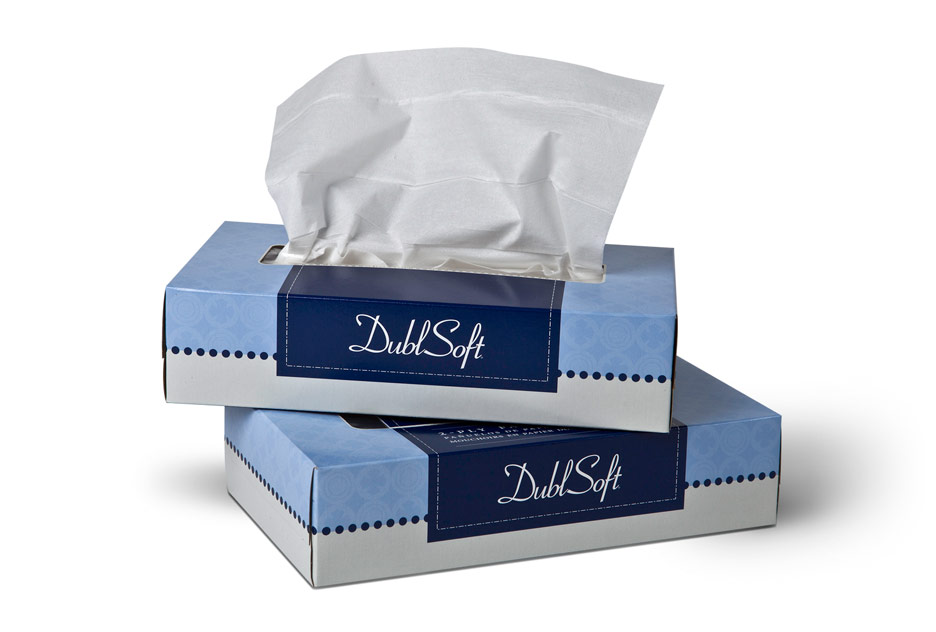 Facial TIssue, Wipes & Sanitary