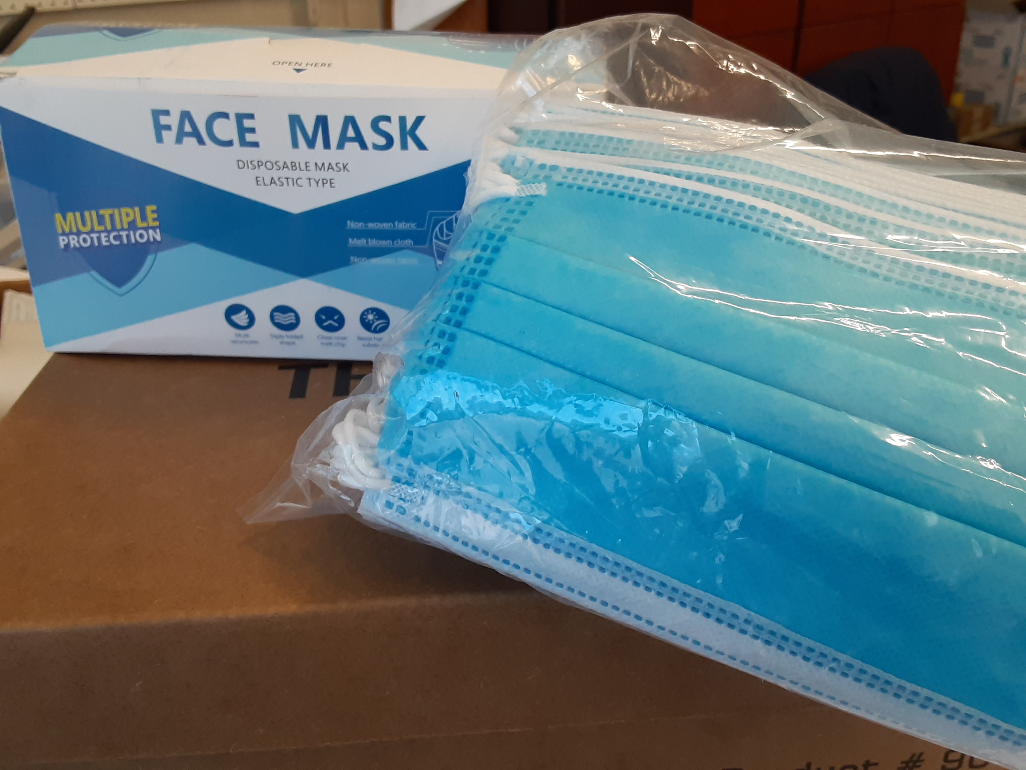 FACE MASK 50/box