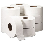 Kimberly-Clark, Scott, Jr. Jumbo Roll Bulk Toilet Tissue, 7805, 12 rolls