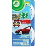 Air Wick Stick-Ups Disc Air Freshener, 2-Count per package, 12 per case