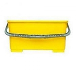 Bucket Window Yellow - U Holder