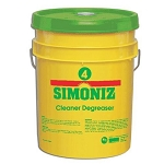 Simoniz® #4 Cleaner Degreaser - 5 Gallon