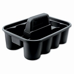 Rubbermaid Deluxe Carry Caddy, Black (RCP315488BLA)