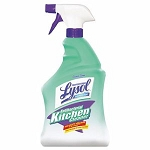 Lysol Antibacterial Kitchen Cleaner, 32 oz. Spray Bottle