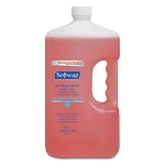 Softsoap Antibacterial Hand Soap, Crisp Clean, Pink, Gallon Bottle