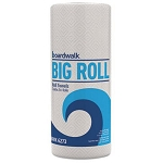 Boardwalk Kitchen 2-Ply Paper Towel Rolls, 12 ROLLS