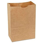 Grocery Bag #75 Paper Bag - 1/6 - 500/bundle