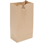 Grocery Bag 12# - 500/Bundle