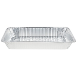 Full Size Foil Deep Steam Table Pan - 50/Case