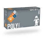 Polyethylene Disposable Glove - 18